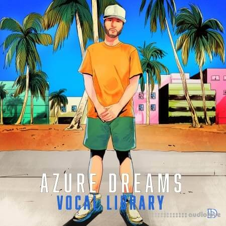 DopeBoyzMuzic Azure Dreams Vocal Library