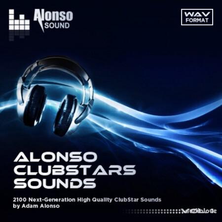 Alonso Sound Alonso Clubstars Sounds Vol.1 WAV