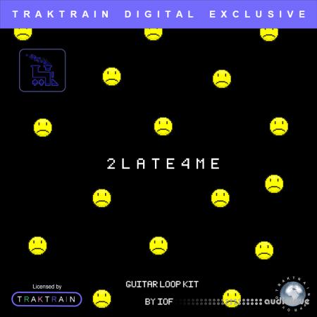 TrakTrain 2late4me Guitar Loop Kit