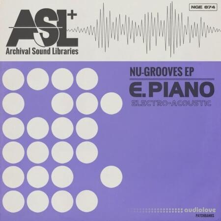 Patchbanks Nu-Grooves EP