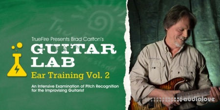 Truefire Brad Carlton Ear Training Vol.2