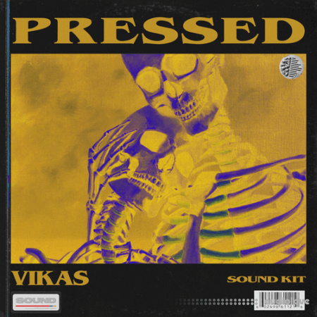 Vikas Pressed Sound Kit WAV MiDi