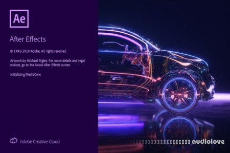 Adobe After Effects 2020 v17.5.1 MacOSX