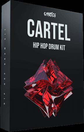Cymatics Cartel Hip Hop Drum Kit