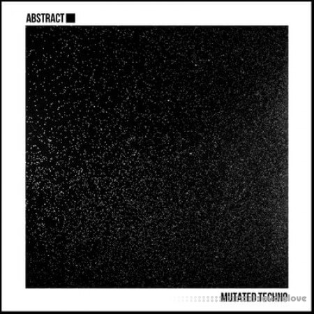 Abstract Mutated Techno