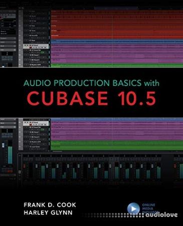 Audio Production Basics with Cubase 10.5