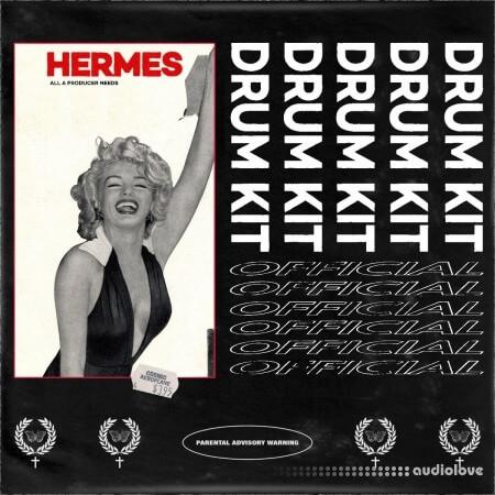 Fikon Records Hermes Official Drum Kit