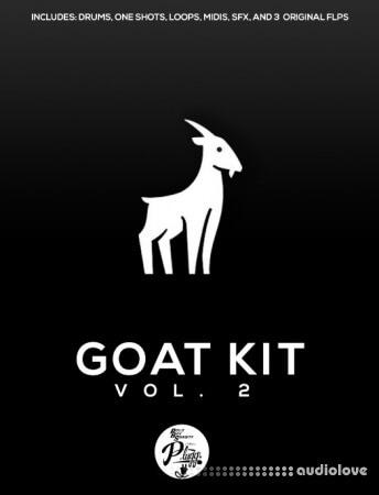 Polo Boy Shawty Goat Kit V2 (Drum Kit)