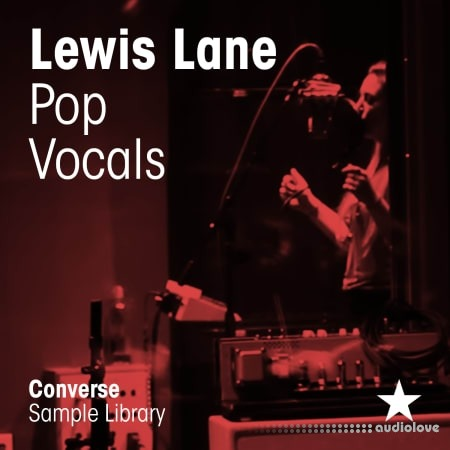 Converse Sample Library Lewis Lane Pop Vocals