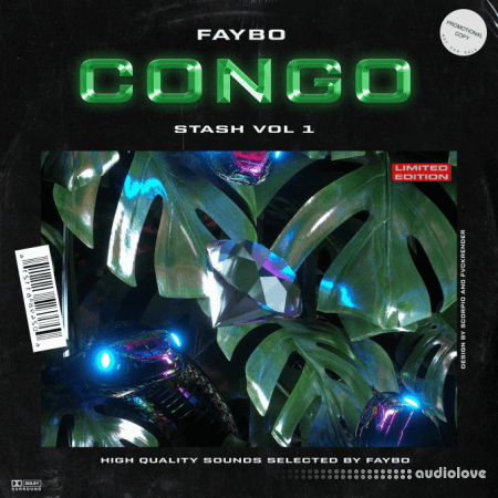 Faybo Congo (Drum Kit)