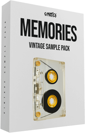 Cymatics Memories Vintage Samples