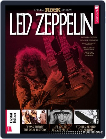 Classic Rock Special Edition: Led Zeppelin Magazine