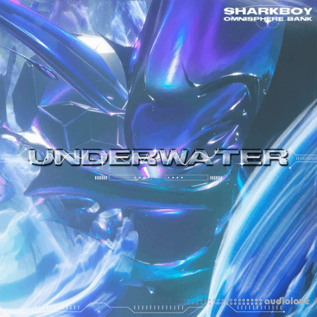 Sharkboy Underwater (Omnisphere Bank)