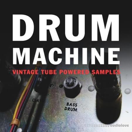 Circles Drum Samples Vintage Drum Machine