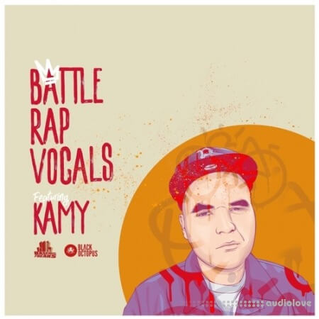 Black Octopus Sound Battle Rap Vocals By Kamy And Basement Freaks