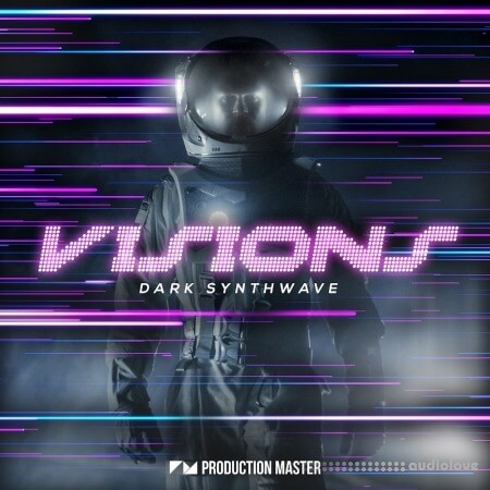 Production Master Visions Dark Synthwave