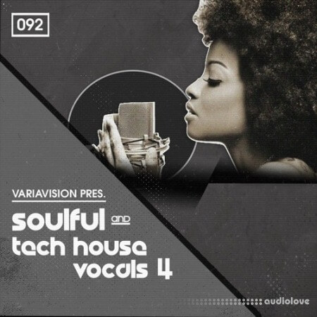 Bingoshakerz Soulful And Tech House Vocals 4