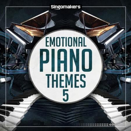 Singomakers Emotional Piano Themes Vol.5 WAV MiDi