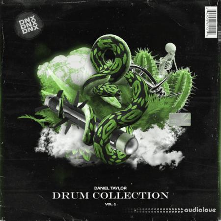 Daniel Taylor Drum Collection Vol.1