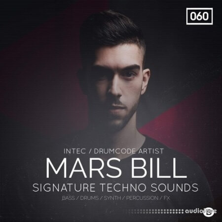 Bingoshakerz Mars Bill Presents Signature Techno Sounds