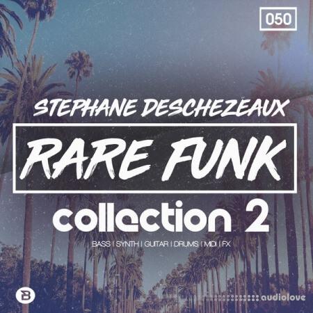 Bingoshakerz Stephane Deschezeaux Presents Rare Funk Collection 2