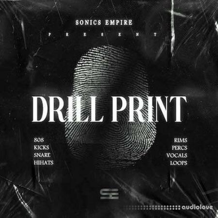 Sonics Empire Drill Print