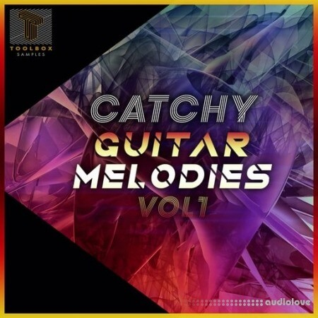 Toolbox Samples Catchy Guitar Melodies Vol.1