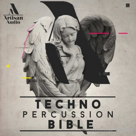 Artisan Audio Techno Percussion Bible
