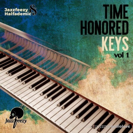 Jazzfeezy x Halfademic Present Time-Honored Keys Vol.1