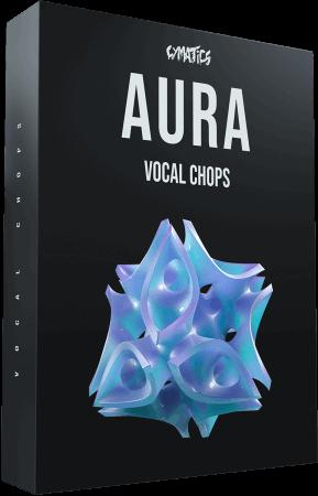 Cymatics Aura Trapsoul Vocal Chops