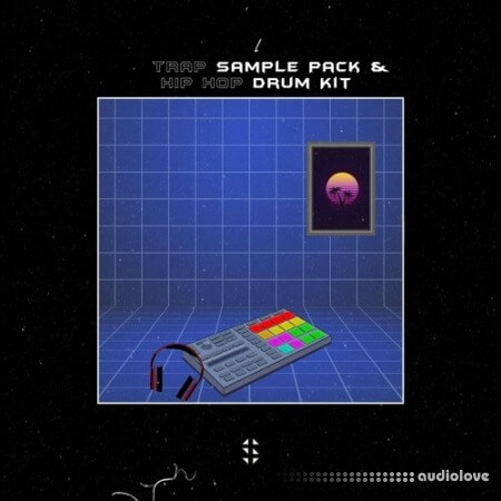 Samplified Essential Sounds Trap Sample Pack and Hip Hop Drum Kit