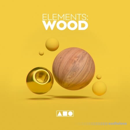 Squadpack Elements Wood Percussion Sample Pack