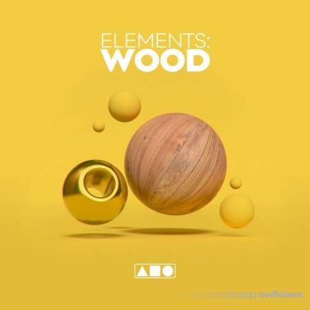 Squadpack Elements Wood Percussion Sample Pack WAV