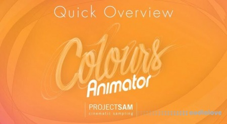 ProjectSAM Colours Animator v2.0 KONTAKT