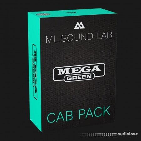 ML Sound Lab Mega Green IR Cab Pack Impulse Response