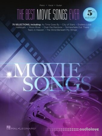 The Best Movie Songs Ever Songbook 5th Edition