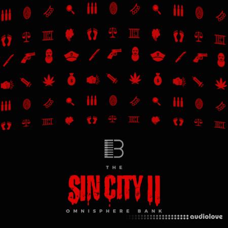 Brandon Chapa Sin City II Synth Presets