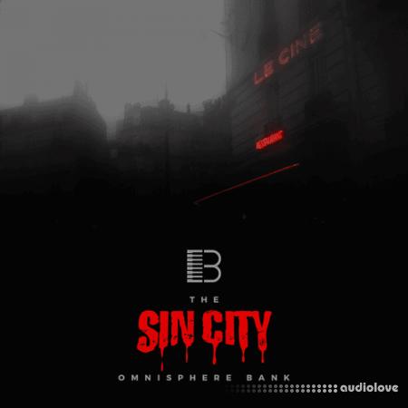 Brandon Chapa Sin City Synth Presets
