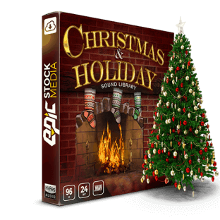 Epic Stock Media Christmas and Holiday Sound Library