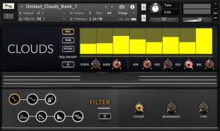 Umlaut Audio Clouds