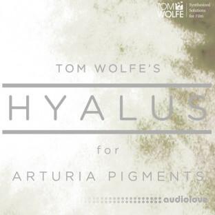 Tom Wolfe Hyalus