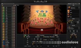 Parallax-Audio Virtual Sound Stage Pro