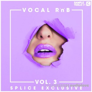 Sample Tools by Cr2 Vocal RnB Vol.3