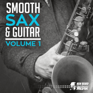 New Beard Media Smooth Sax and Guitar Vol.1
