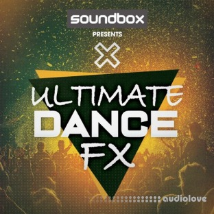 Soundbox Ultimate Dance FX