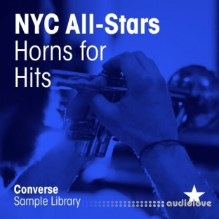 Converse Sample Library NYC All Stars Horns for Hits