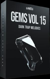 Cymatics Gems Vol.15 Dark Trap Melodies