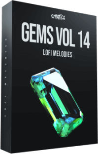 Cymatics Gems Vol.14 Lofi Melodies