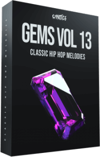 Cymatics Gems Vol.13 Classic Hip Hop