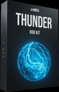 Cymatics Thunder 808 Kit